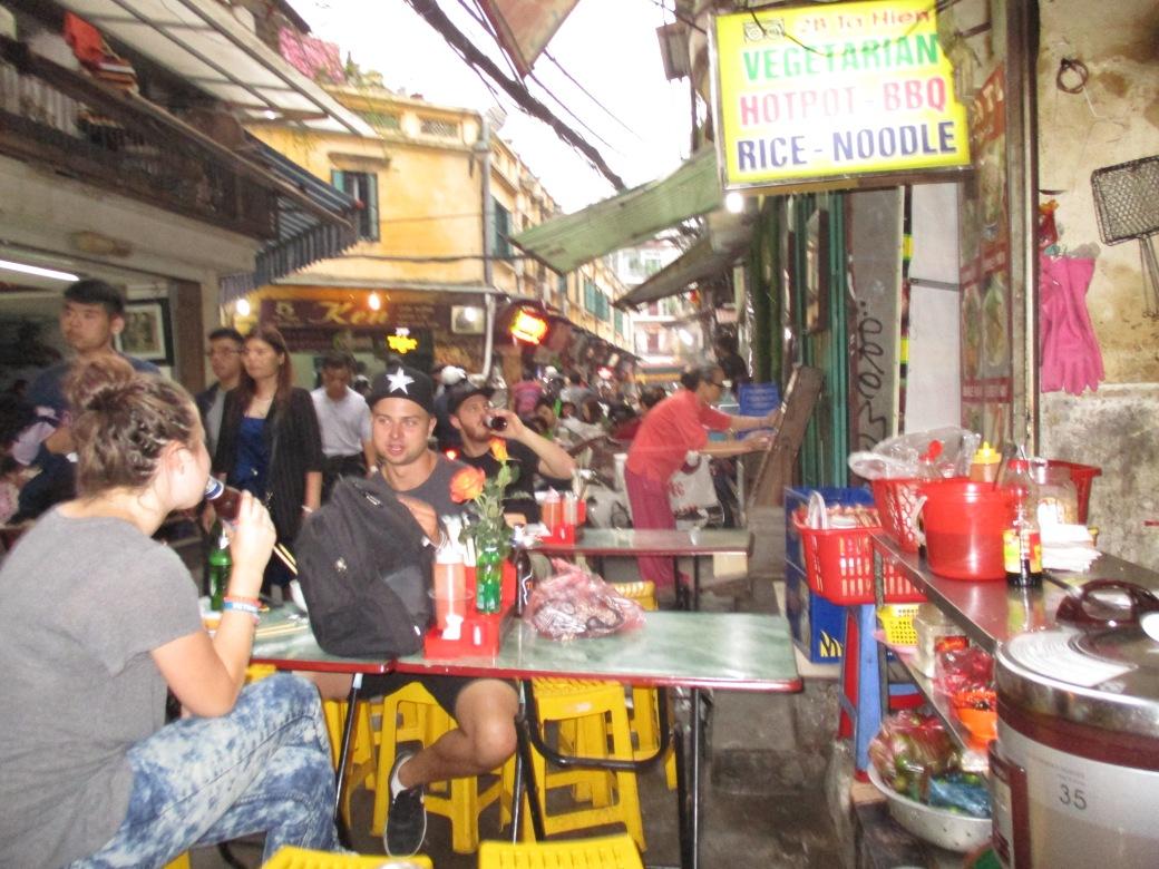 Hanoi Beer Corner 2