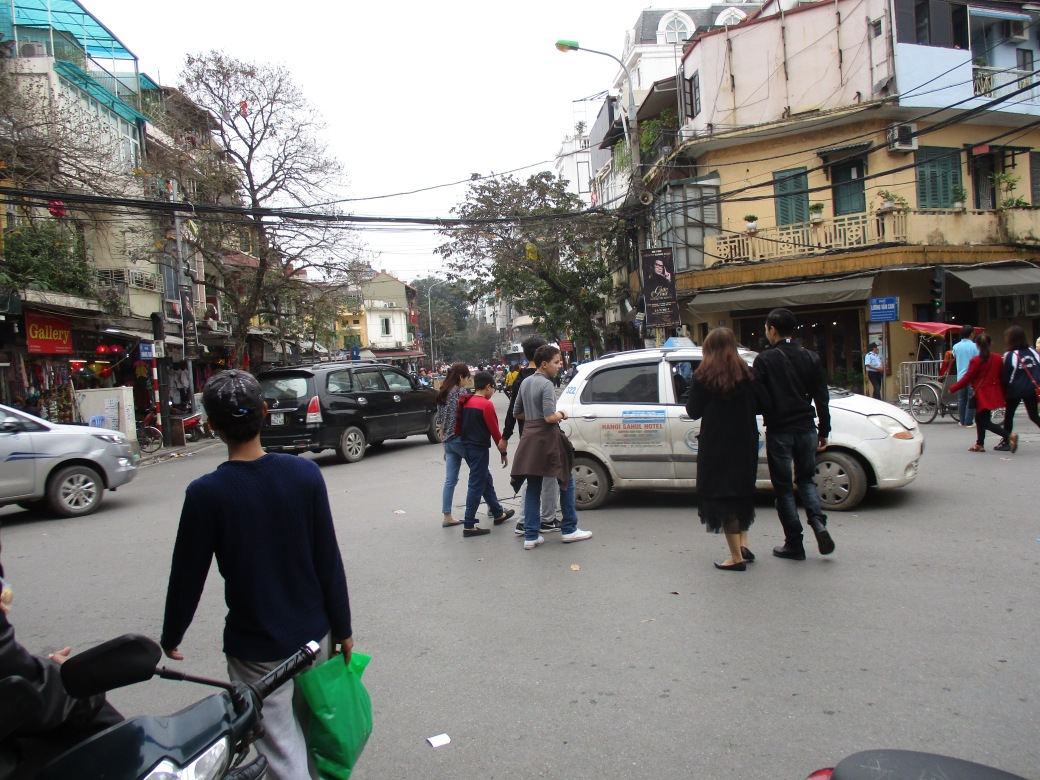 Hanoi Traffic 1