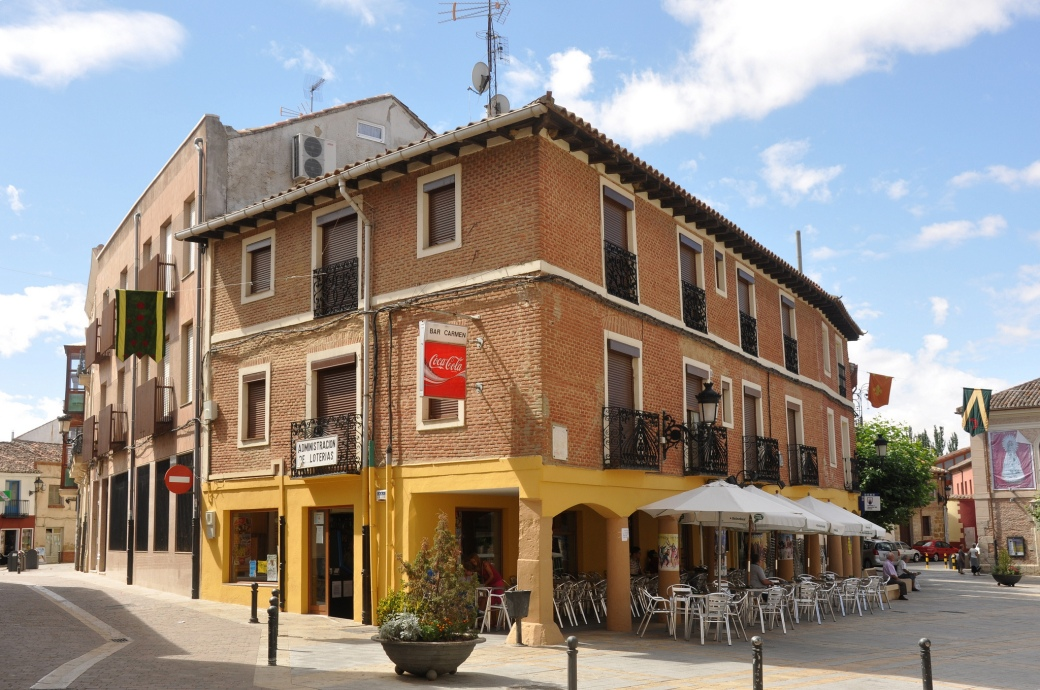 Bar carrion de condes