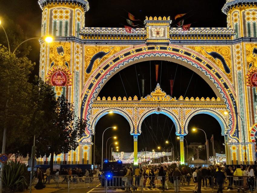 Feria lights 1