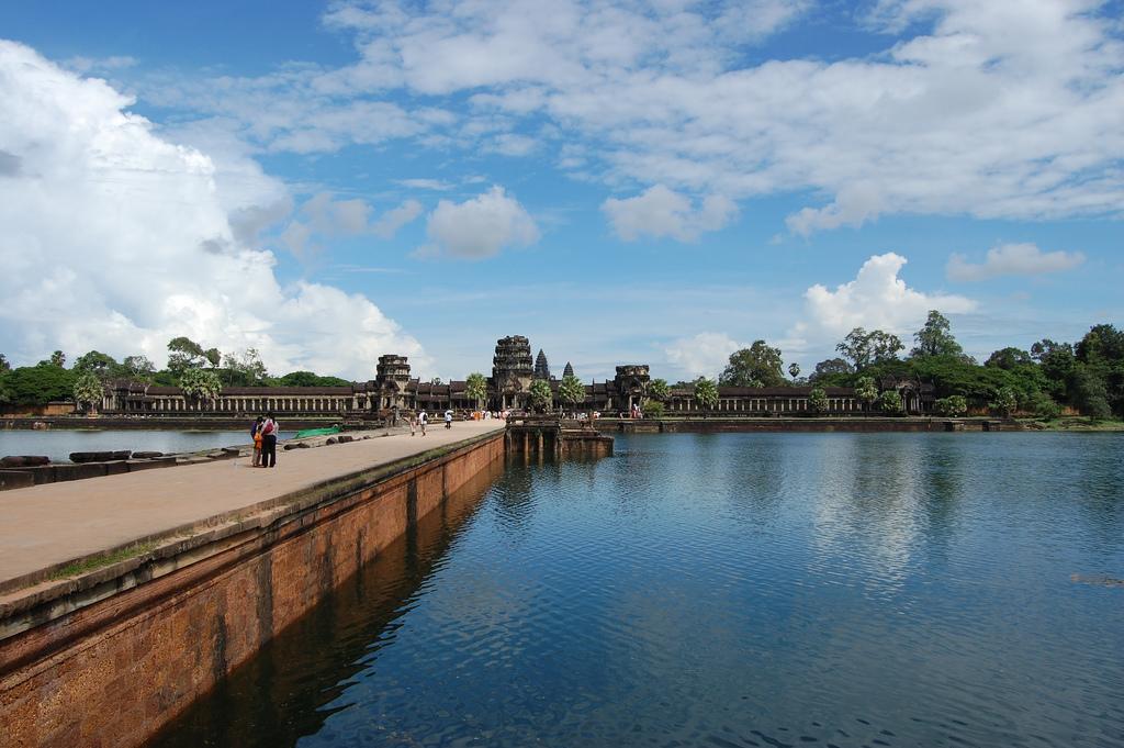 Angkor moat