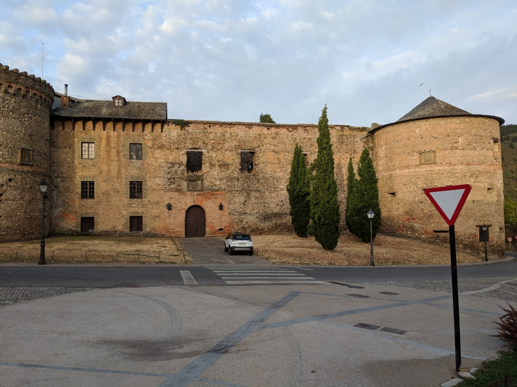 Castle VF del Bierzo